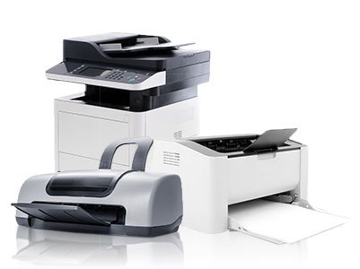 Repair a printer with Raya Smart Care